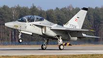 7704 - Poland - Air Force Leonardo- Finmeccanica M-346 Master/ Lavi/ Bielik aircraft