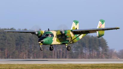 0210 - Poland - Air Force PZL M-28 Bryza