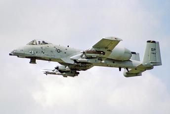 81-0963 - USA - Air Force Fairchild A-10 Thunderbolt II (all models)