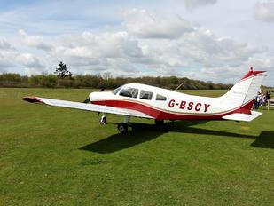 G-BSCY - Private Piper PA-28 Warrior