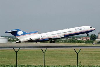 OY-SCC - Sobelair Boeing 727-200