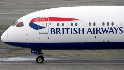 G-ZBKB - British Airways Boeing 787-9 Dreamliner