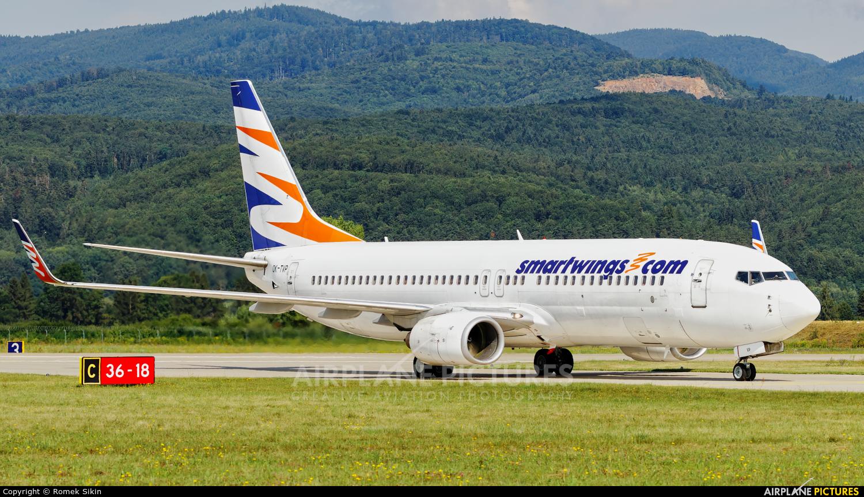 SmartWings OK-TVP aircraft at Sliač