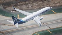 N562AS - Alaska Airlines Boeing 737-800 aircraft