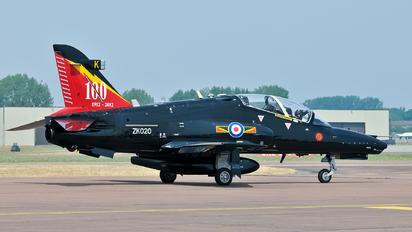 ZK020 - Royal Air Force British Aerospace Hawk T.2