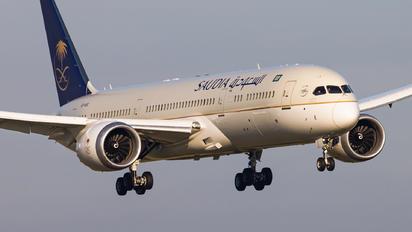 HZ-ARE - Saudi Arabian Airlines Boeing 787-9 Dreamliner