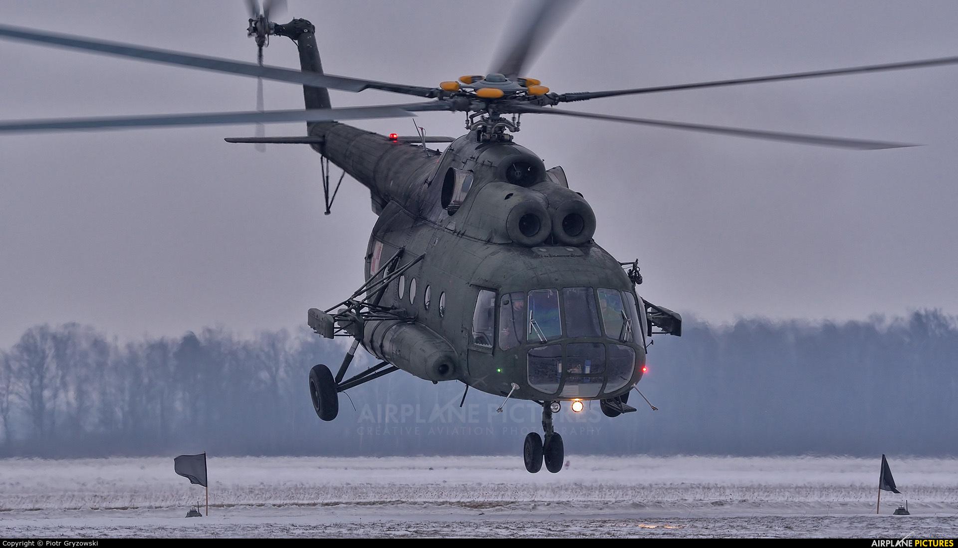 Poland - Army 642 aircraft at Leźnica Wielka