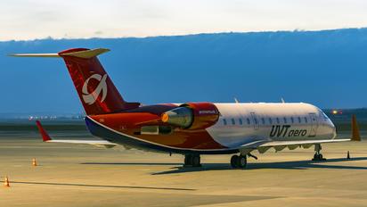 VQ-BOM - UVT-Aero Canadair CL-600 CRJ-200