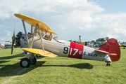 N62917 - Private Boeing Stearman, Kaydet (all models) aircraft