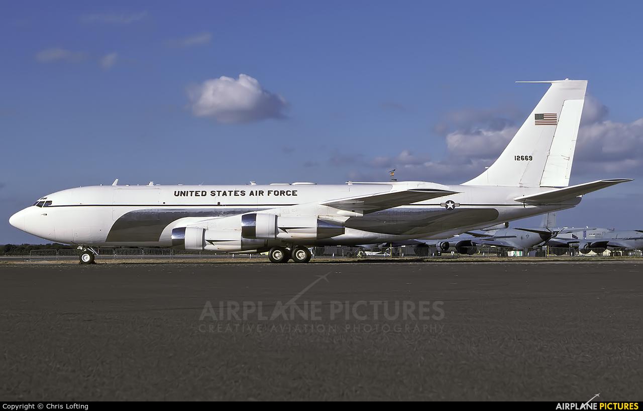 USA - Air Force 61-2669 aircraft at Fairford