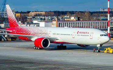 EI-GFB - Rossiya Boeing 777-300