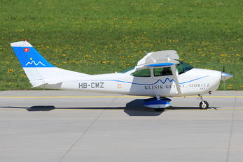 HB-CMZ - Private Cessna 182 Skylane (all models except RG)