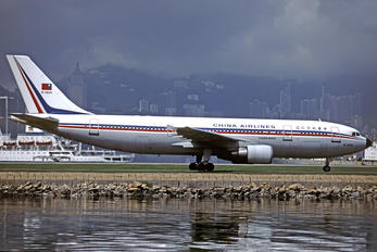 B-1804 - China Airlines Airbus A300