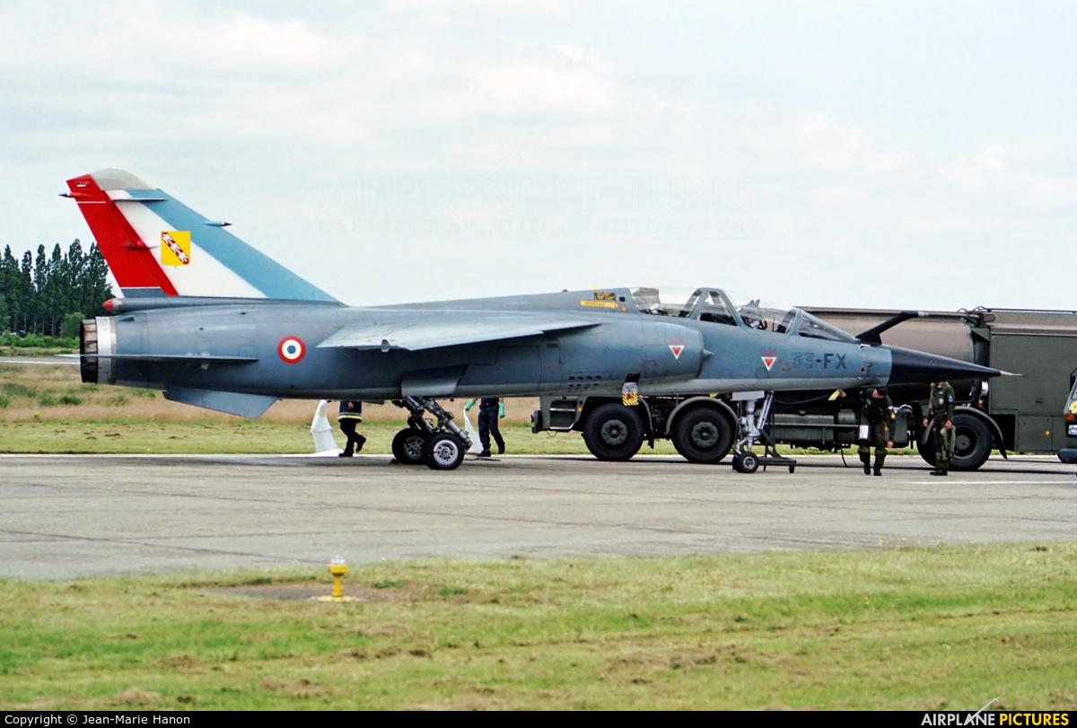France - Air Force 264 aircraft at Kleine Brogel