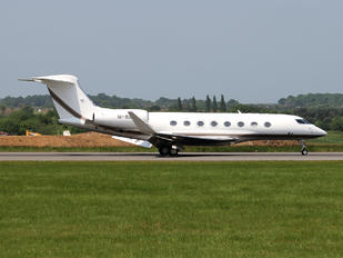 M-WIND - Private Gulfstream Aerospace G650, G650ER