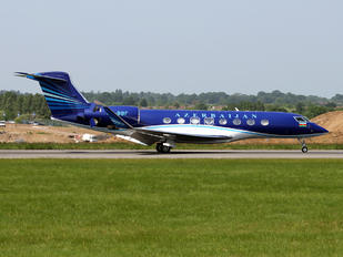 VP-BBF - Azerbaijan - Government Gulfstream Aerospace G650, G650ER