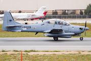 17-2029 - USA - Air Force Embraer EMB-314 Super Tucano A-29B aircraft