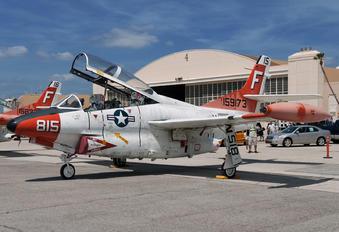 159173 - USA - Navy North American T-2C Buckeye