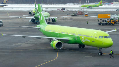 VQ-BQJ - S7 Airlines Airbus A321