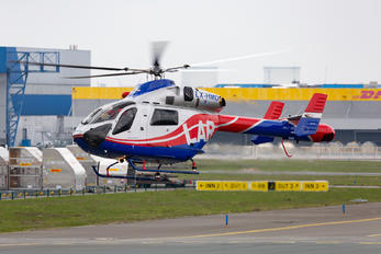 LX-HMD - Luxembourg Air Rescue MD Helicopters MD-900 Explorer