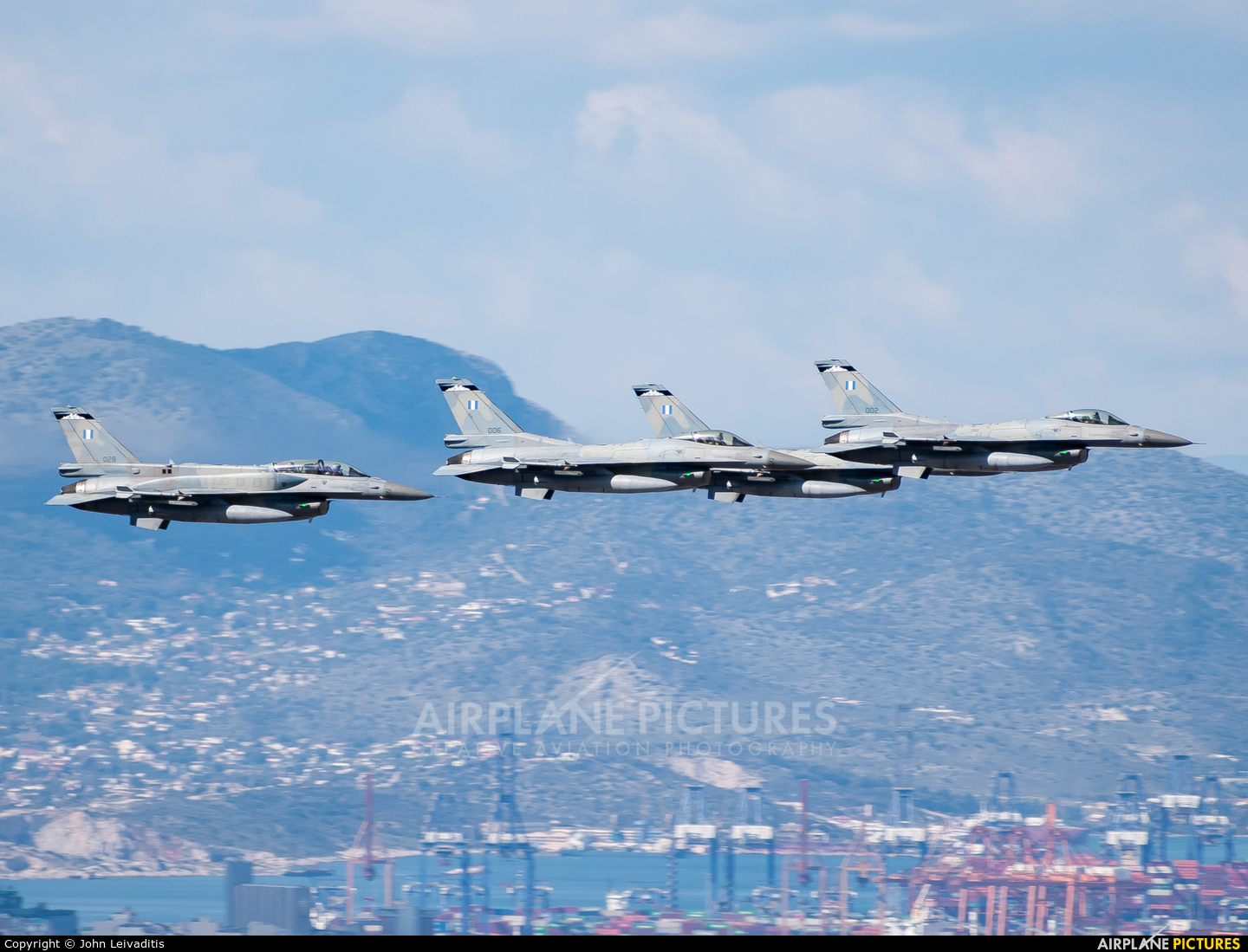 Greece - Hellenic Air Force 002 aircraft at Off Airport - Greece