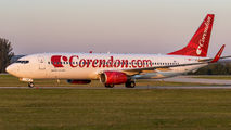 TC-TJP - Corendon Airlines Boeing 737-800 aircraft