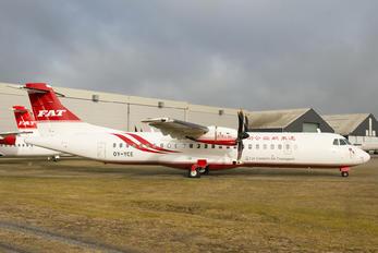 OY-YCE - Far Eastern Air Transport ATR 72 (all models)