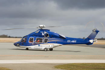 OY-HHY - Babcock Aerospace Airbus Helicopters H175