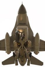 E-599 - Denmark - Air Force General Dynamics F-16AM Fighting Falcon