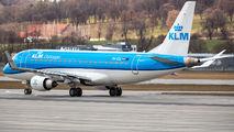 PH-EXL - KLM Cityhopper Embraer ERJ-175 (170-200) aircraft