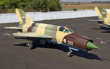 2232 - Yemen - Air Force Mikoyan-Gurevich MiG-21bis