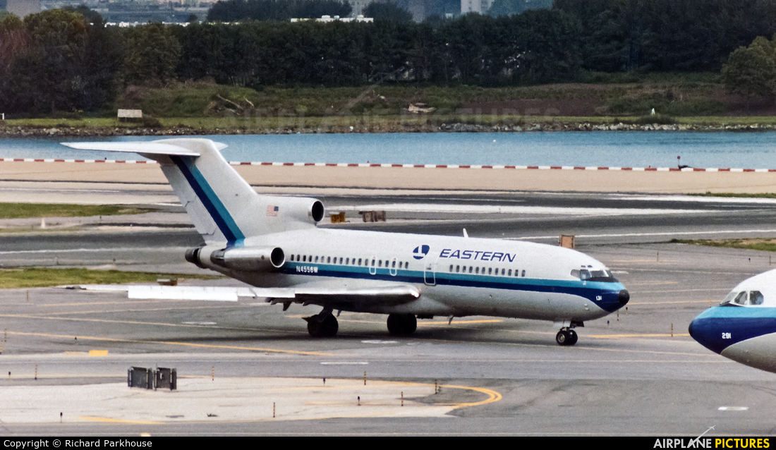 Eastern Airlines N4556W aircraft at New York - La Guardia