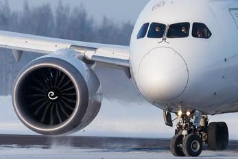 JA862J - JAL - Japan Airlines Boeing 787-9 Dreamliner