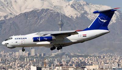 YK-ATB - Syrian Air Ilyushin Il-76 (all models)