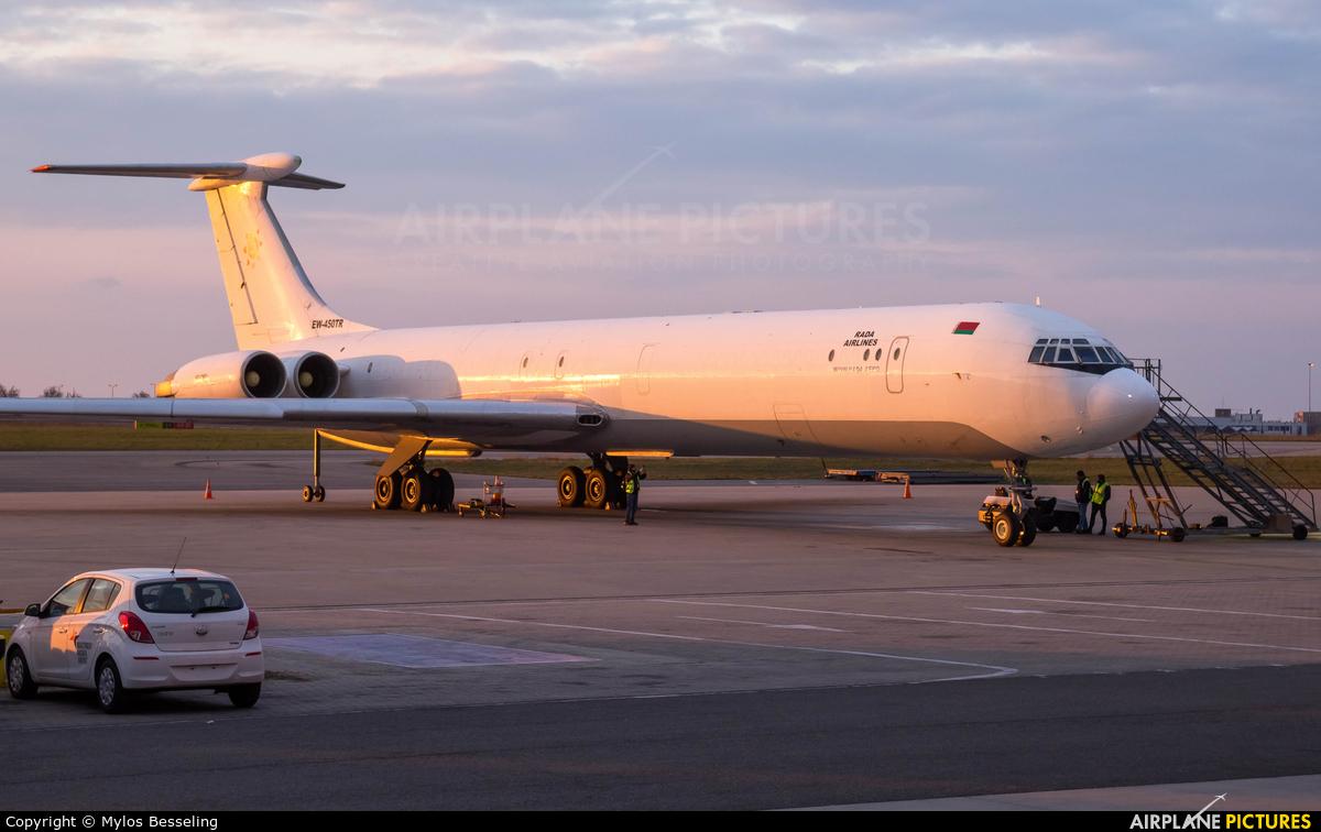 Rada Airlines EW-450TR aircraft at Maastricht - Aachen