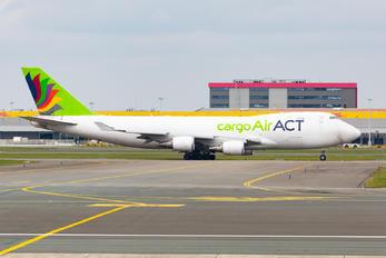 TC-ACR - ACT Cargo Boeing 747-400F, ERF