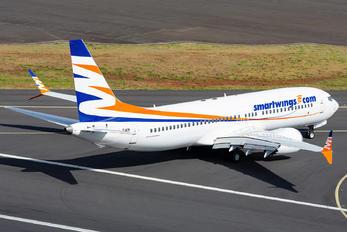 OK-SWM - SmartWings Boeing 737-8 MAX