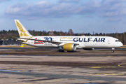 Rare visit of Gulf Air 787-9 at Helsinki Airport title=