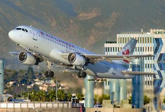 C-FFWI - Air Canada Airbus A320