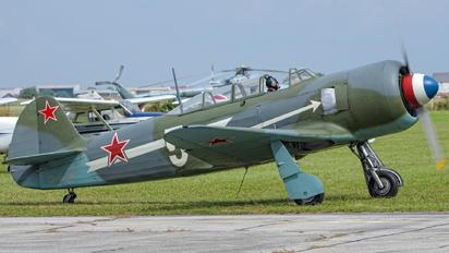 D-FJII - Private Yakovlev Yak-11