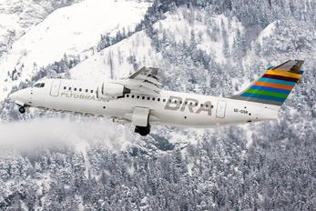 SE-DSR - BRA (Sweden) British Aerospace BAe 146-300/Avro RJ100