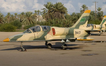 9417 - Libya - Air Force Aero L-39 Albatros