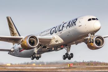 A9C-FF - Gulf Air Boeing 787-9 Dreamliner