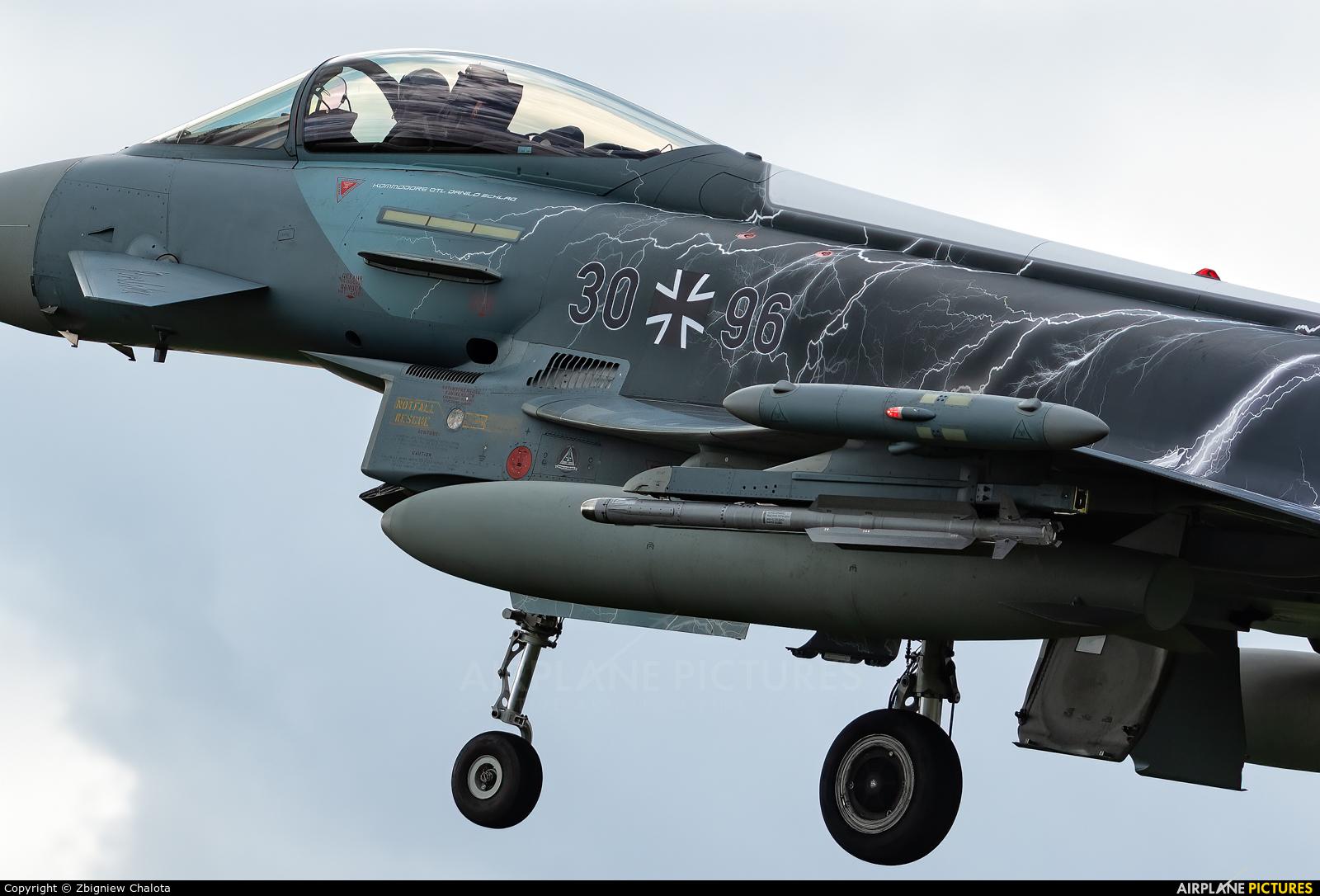 Germany - Air Force 30+96 aircraft at Nörvenich