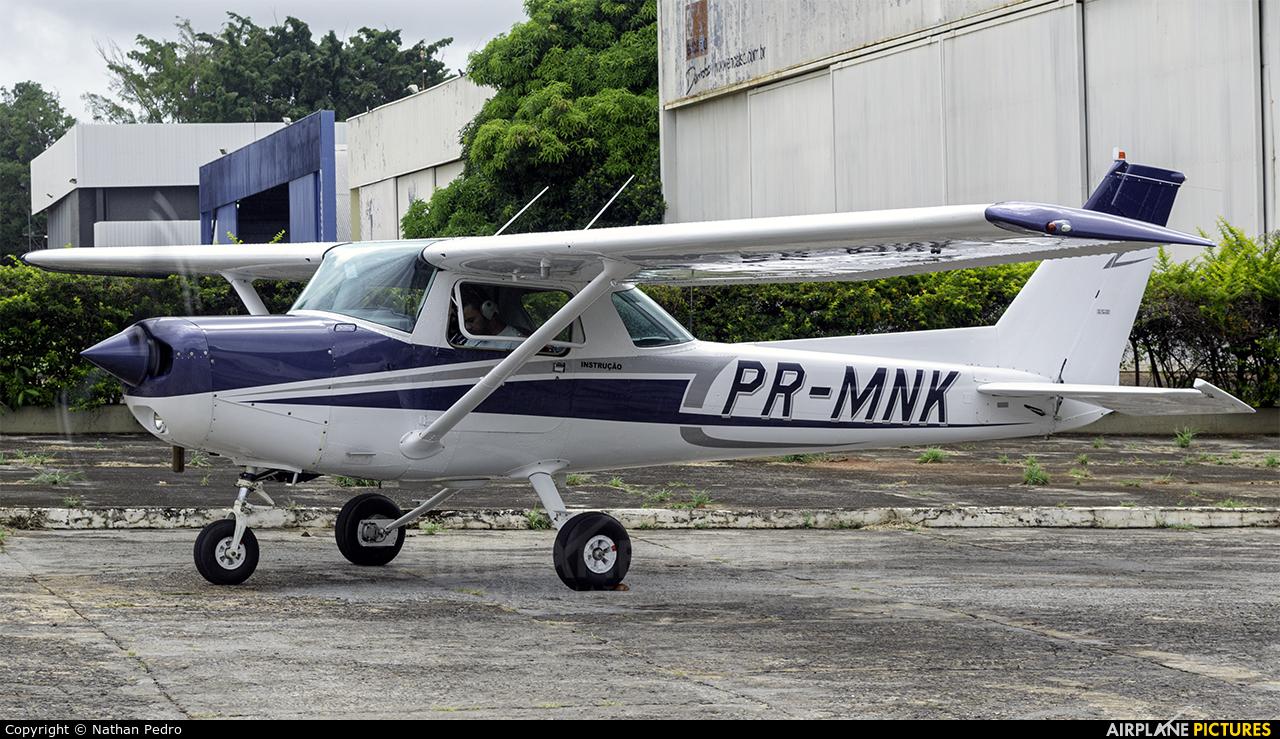 Private PR-MNK aircraft at São José do Rio Preto