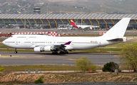 Retirement flight for the last Spanish-registered 747 title=