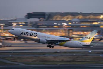 JA613A - Air Do - Hokkaido International Airlines Boeing 767-300ER