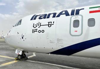 EP-ITF - Iran Air ATR 72 (all models)