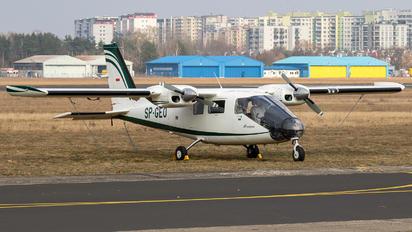 SP-GEO - Private Vulcanair P68C