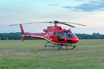 SP-SRB - Helipoland Eurocopter AS350 Ecureuil / Squirrel